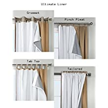 101 Long Thermalogic Ultimate Blackout Insulated Curtain Liner by Thermalogic