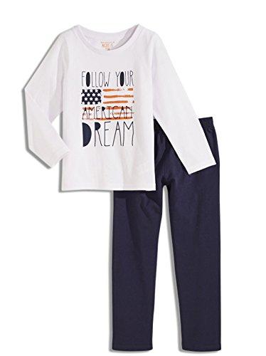Tape en el ojo el pijama-BOOM Optical White 6 años: Amazon.es: Ropa y accesorios