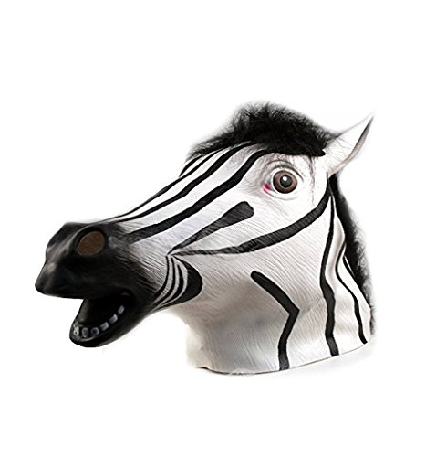 Sirwolf wolf Halloween Costume Party Latex Animal Horse Head Mask (2) (Adult Latex Wolf Deluxe Mask)