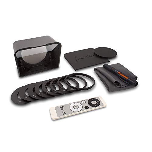 The Padcaster Parrot Teleprompter Kit, Portable Teleprompter for iPhone (Parrot Teleprompter V2 & Wireless Remote Kit)