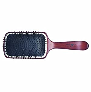 HeadJog 74 Paddle (Ceramic edging and ceramic pins) by Hair Tools
