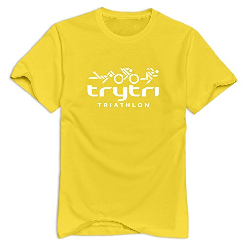 yellow-triathlon-roundneck-tee-shirts-for-adult-size-s