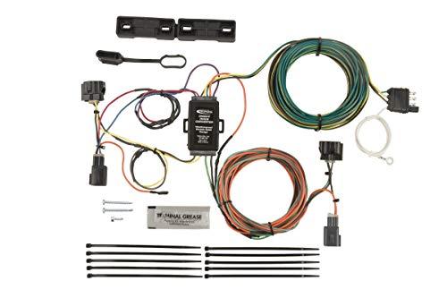 Hopkins 56202 Plug-In Simple Towed Vehicle Wiring Kit
