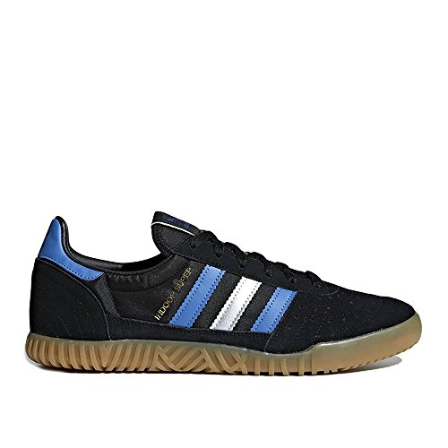 adidas Indoor Super Mens In Black/Trace Royal by, 10