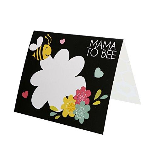 Mama To Bee DIY Card (8) (Bumblebee Costume Diy)