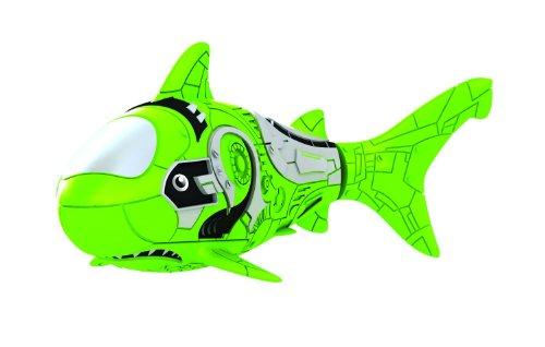 image RoboFish requin vert