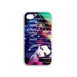 SevenArc Music Series Mobile Case protective kit for iPhone 4/4s Scratch proof Back Case-Music Star Madonna