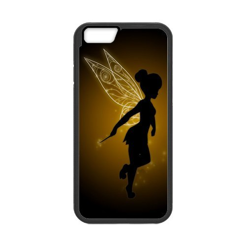 "Fayruz - iPhone 6 Rubber Cases, Tinker Bell Hard Phone Cover for iPhone 6 4.7"" F-i5G175"