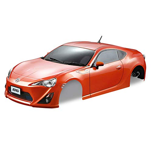 Goolsky KillerBody RC Car Body Shell Frame Kit for Toyota 86 1/10 Electric Touring Car RC Racing DIY Parts ()