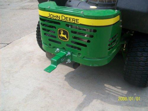 John Deere Z Trak Rear Lawn Mower Tractor Trailer Zero Turn Hitch for Models Z224, Z225, Z425, Z445, Z465