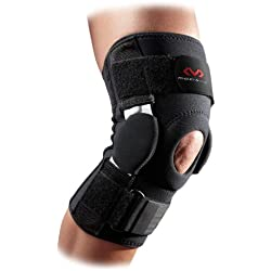 McDavid 422 Dual Disk Hinged Knee Brace (Large)