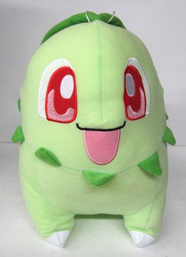 """Pokemon Chikorita 10"""" Plush Doll"""
