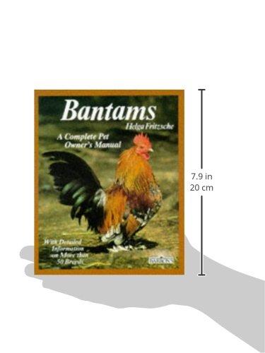 Bantams (Complete Pet Owner's Manuals) 2