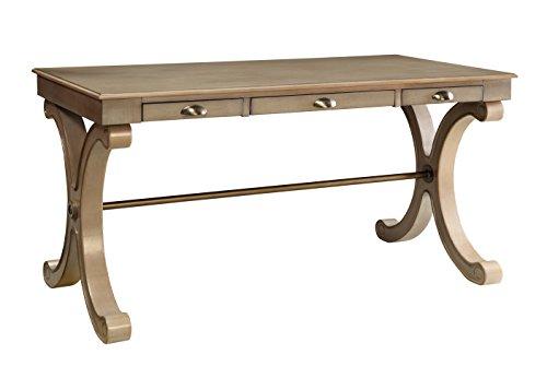 (Powell's Furniture 15A1003BJ Fieldstone Desk, Multicolor)