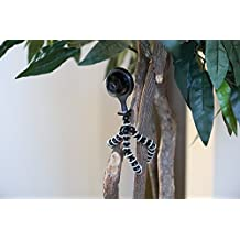 Nest Cam Tripod Octopus Style Stand Flexible Adjustable Mount for Nest Security Camera