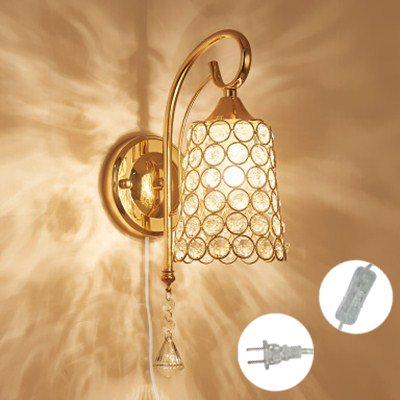 02 Crystal Wall Sconce - 2