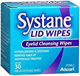 Systane Lid Wipes Eyelid Cleansing Wipes 30 Each (Pack of 4) For Sale