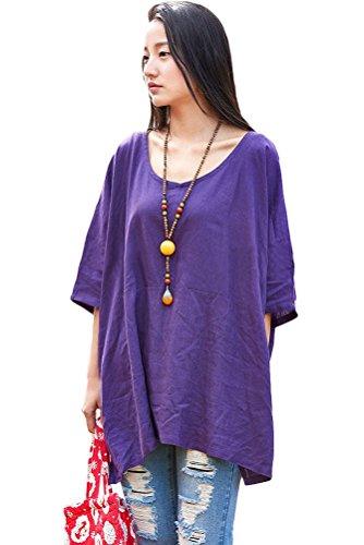 MatchLife - Camiseta - para mujer morado