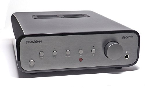 Peachtree Audio decco125 Integrated Amplifier with DAC (Amplifier Peachtree)