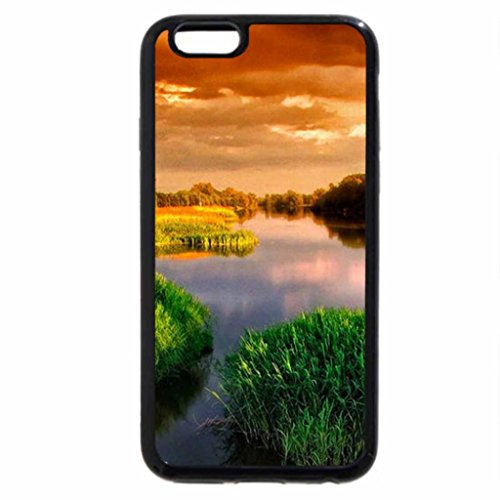 iPhone 6S / iPhone 6 Case (Black) Gifts_of_River