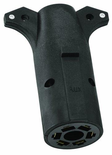 Reese 118704 Adapter 7 Flat Pin to 6-Way