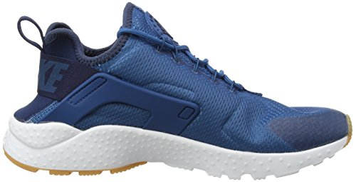 Navy midnight white Blue Huarache Run Wmns Ginnastica Ultra Air Scarpe Da industrial Nike Blu Donna AHOqpw4
