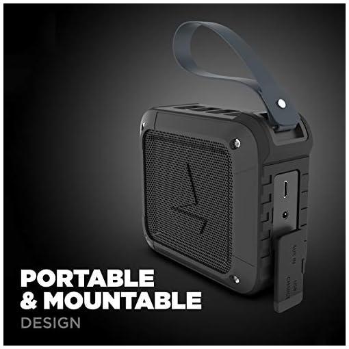 boAt Stone 200 3W Bluetooth Speaker(Black)