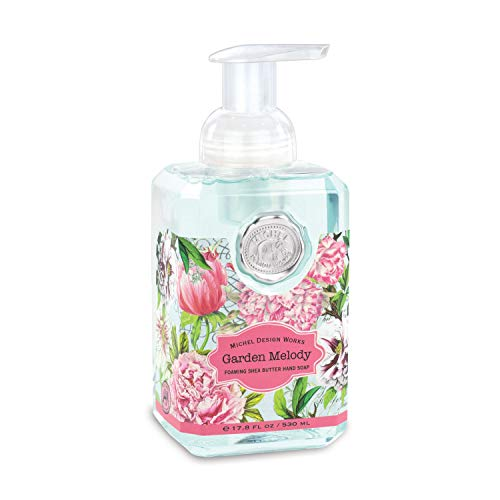 (Michel Design Works Garden Melody Foaming Soap)