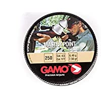 Gamo Master Point .177 Cal, 7.87 Grains, Pointed, 250ct