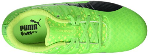 Jr puma Verde Unisex green Fg Da safety Bambini Calcio 3 Black – 01 Gecko Vigor Evopower Puma Scarpe Yellow P8xw6qIR
