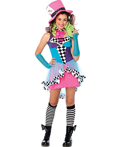 Mayhem Mad Hatter Teen/Junior Costume - Teen
