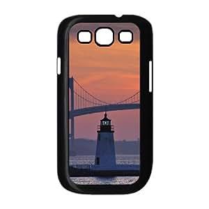 Lighthouse Custom Cover Case for Samsung Galaxy S3 I9300,diy phone case ygtg544419 by icecream design