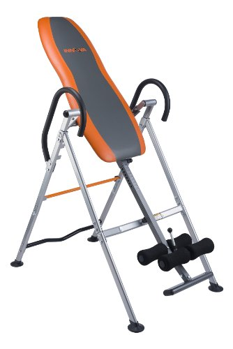Innova ITX9300 Deluxe Inversion Table with Padded Back Rest