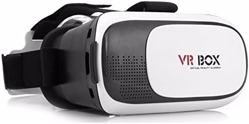 Genius Factory ®VR BOX 2.0 3D Gafas de Realidad Virtual HD para ...