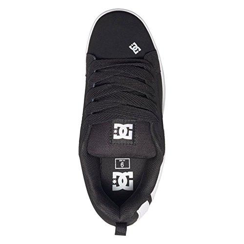 Black Shoes Oo1 Dc Court Men's Sneaker Graffik xpanSqwnC