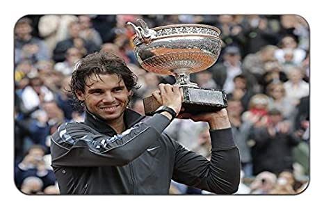 8135fb515ba5e Amazon.com : Rafael Nadal Tennis Champion Stylish Playmat Mousepad ...