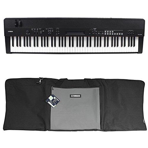 Yamaha CP40 88 Key Graded Hammer Action Lightweight Piano/Keyboard+Travel Bag