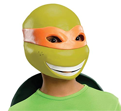 Teenage Mutant Ninja Turtles Michelangelo 3/4 Mask ()