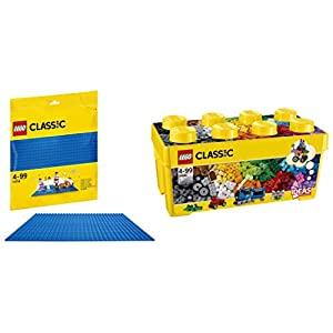 LEGO Classic Blue Baseplate Supplement...