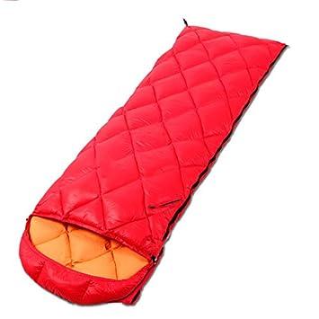 Camping bolsas de dormir, Adulto de primavera al aire libre sacos de dormir ligero como una pluma ...