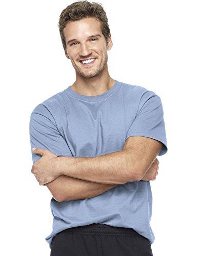 lt Short-Sleeve T-Shirt_Light Blue_2XL ()
