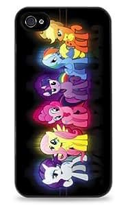 Mr Krabbs Trippy Apple iPhone 5C Hardshell Case - Black - 206