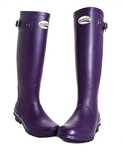 Matt Plum Tall Original Wellies ROCKFISH PHq0tFP