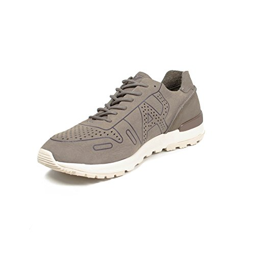 Sneakers Armani Jeans Hommes 935062 7P421 + 04151 Taupe EG007935062-7P42104151_41