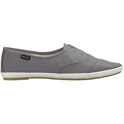 Sanuk Womens Kat Paw Shoes Size 07 Cement
