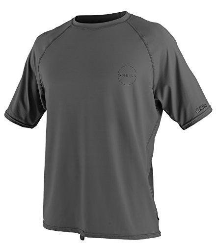 O'Neill Wetsuits Men's 24-7 Traveler Upf 50+ Short Sleeve Sun Shirt