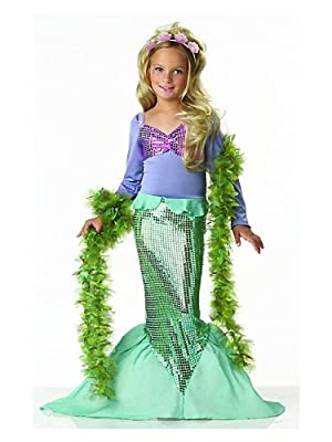 California Costumes Toys Little Mermaid Costume by California Costumes