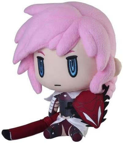 Lightning Mini Plush Figure Square Enix Final Fantasy XIII