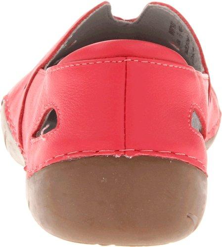 Propet Womens Robin Shoe Red