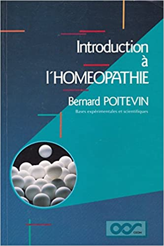 Lire Introduction a l'homéopathie : bases experimentales et scientifiques pdf